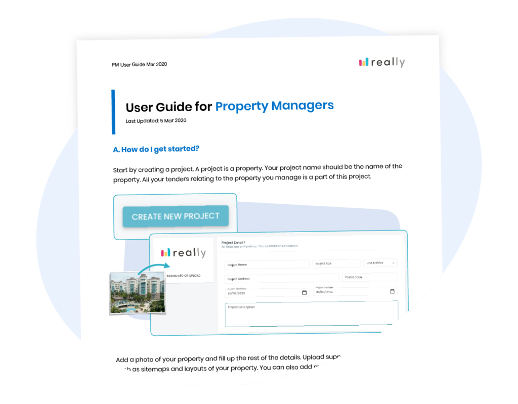 Really User Guide for Property Partners